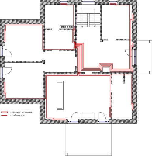 Проект 2 этаж